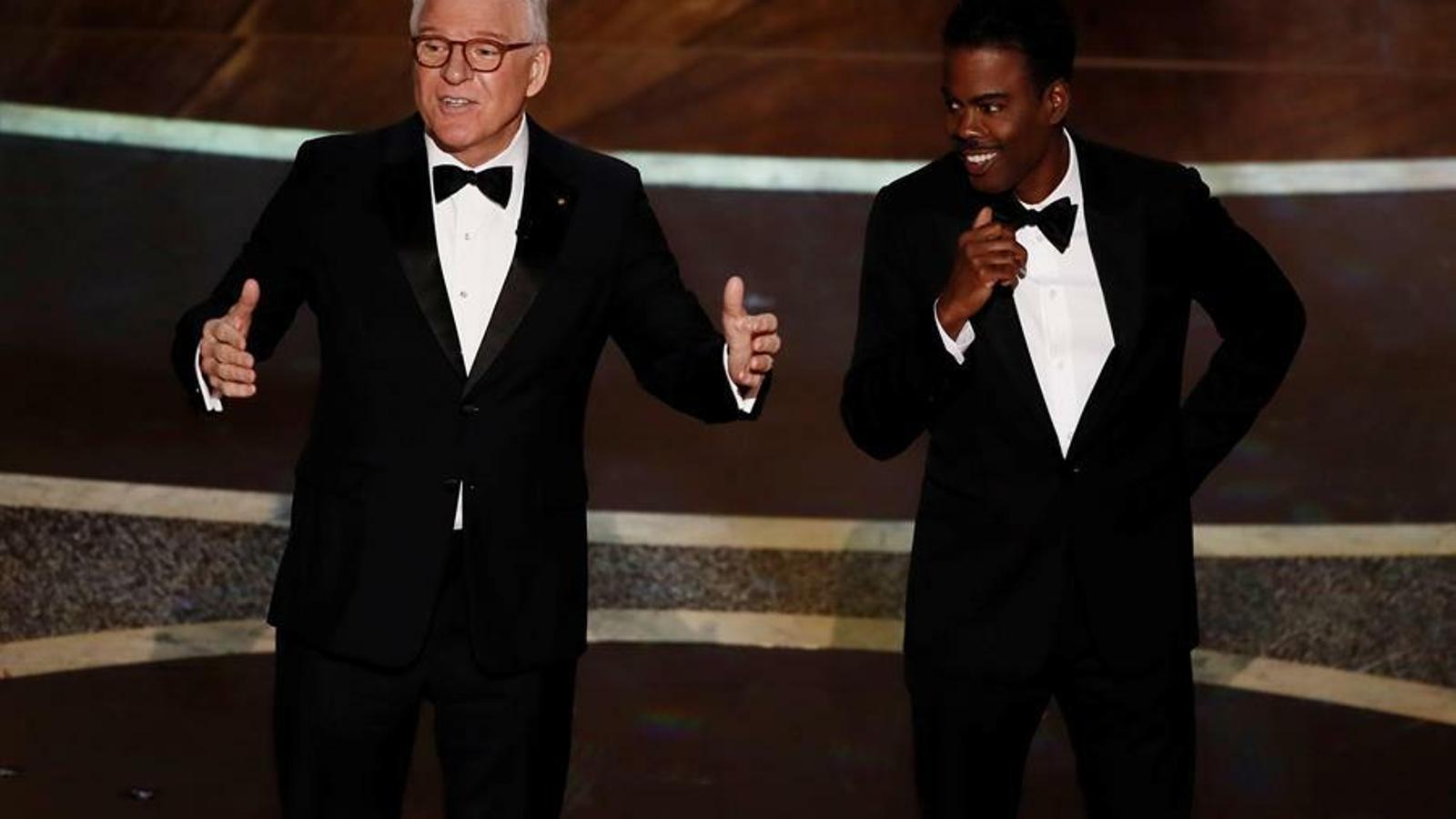 La gala dels Oscars en 10 moments