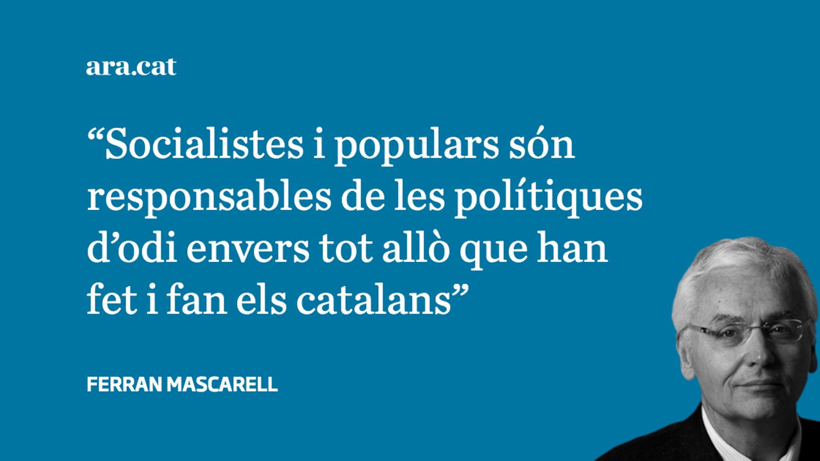 Sixena: una metàfora del nacionalisme espanyol