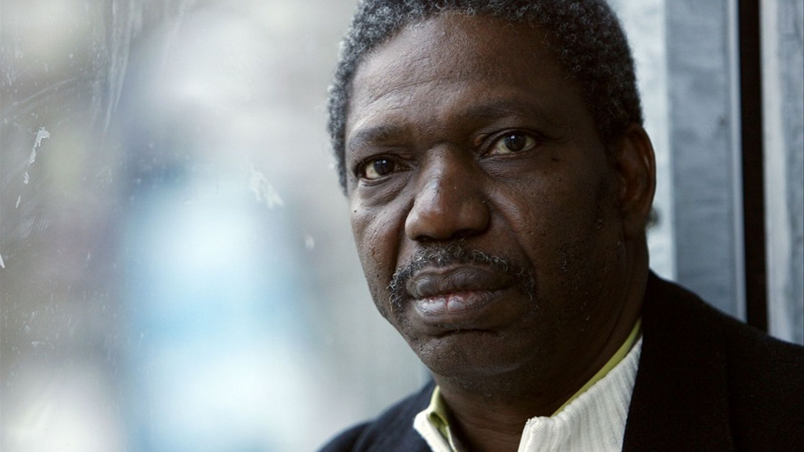 Idrissa Ouedraogo en una imatge del 2008 a París