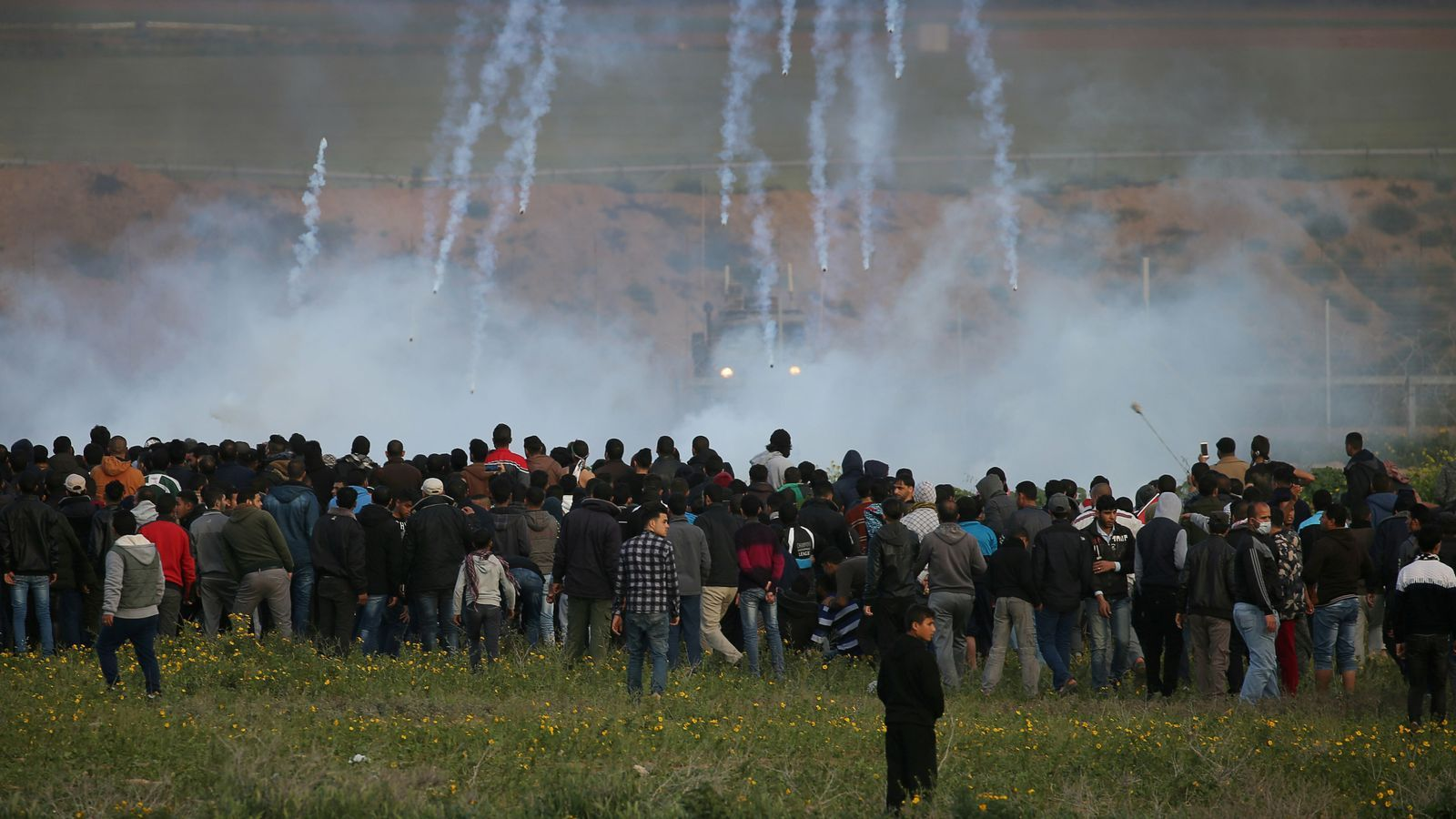 L'ONU diu que Israel pot haver comès crims de guerra en la repressió de les protestes de Gaza