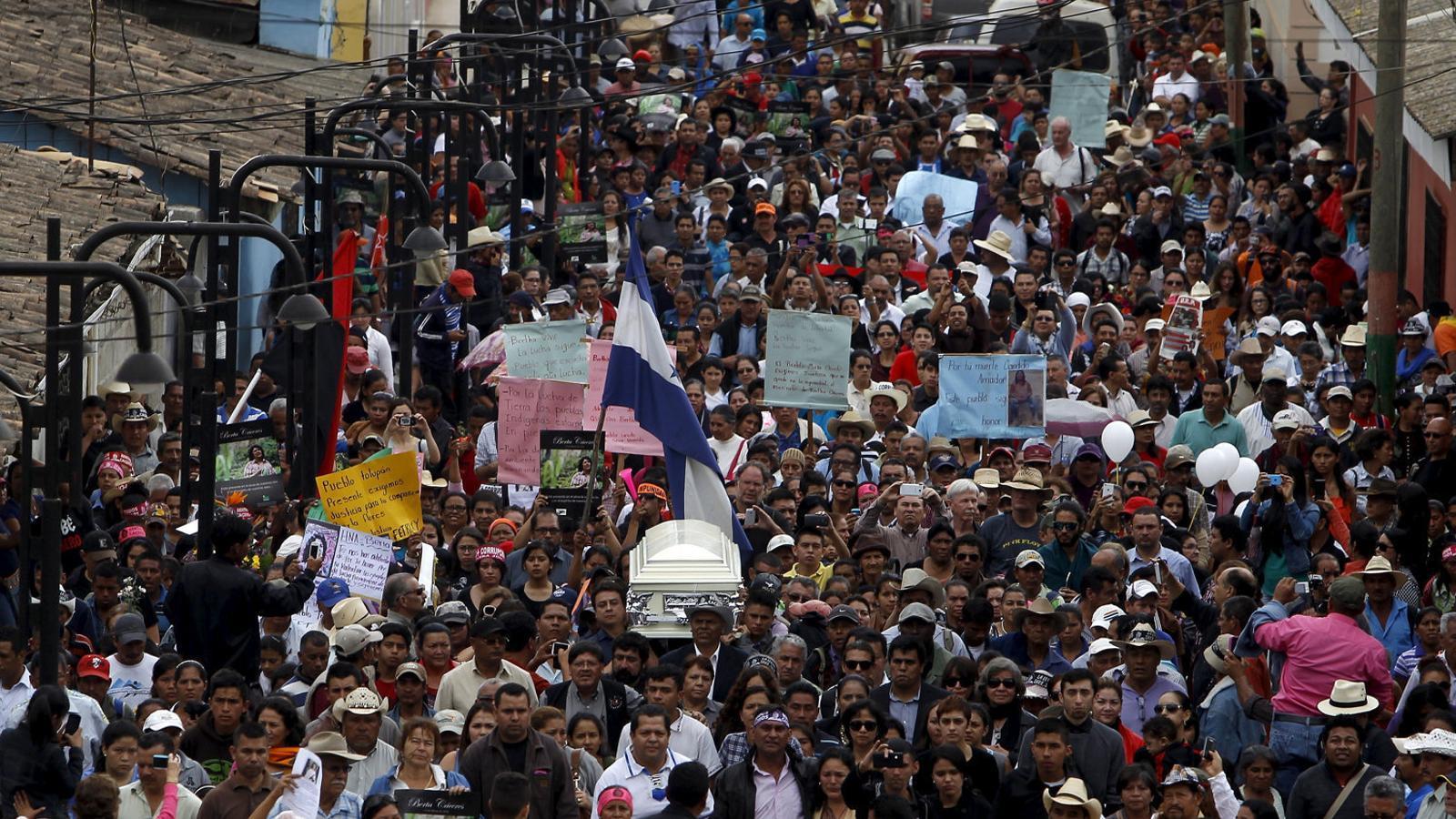 Més de mil activistes assassinats en una dècada