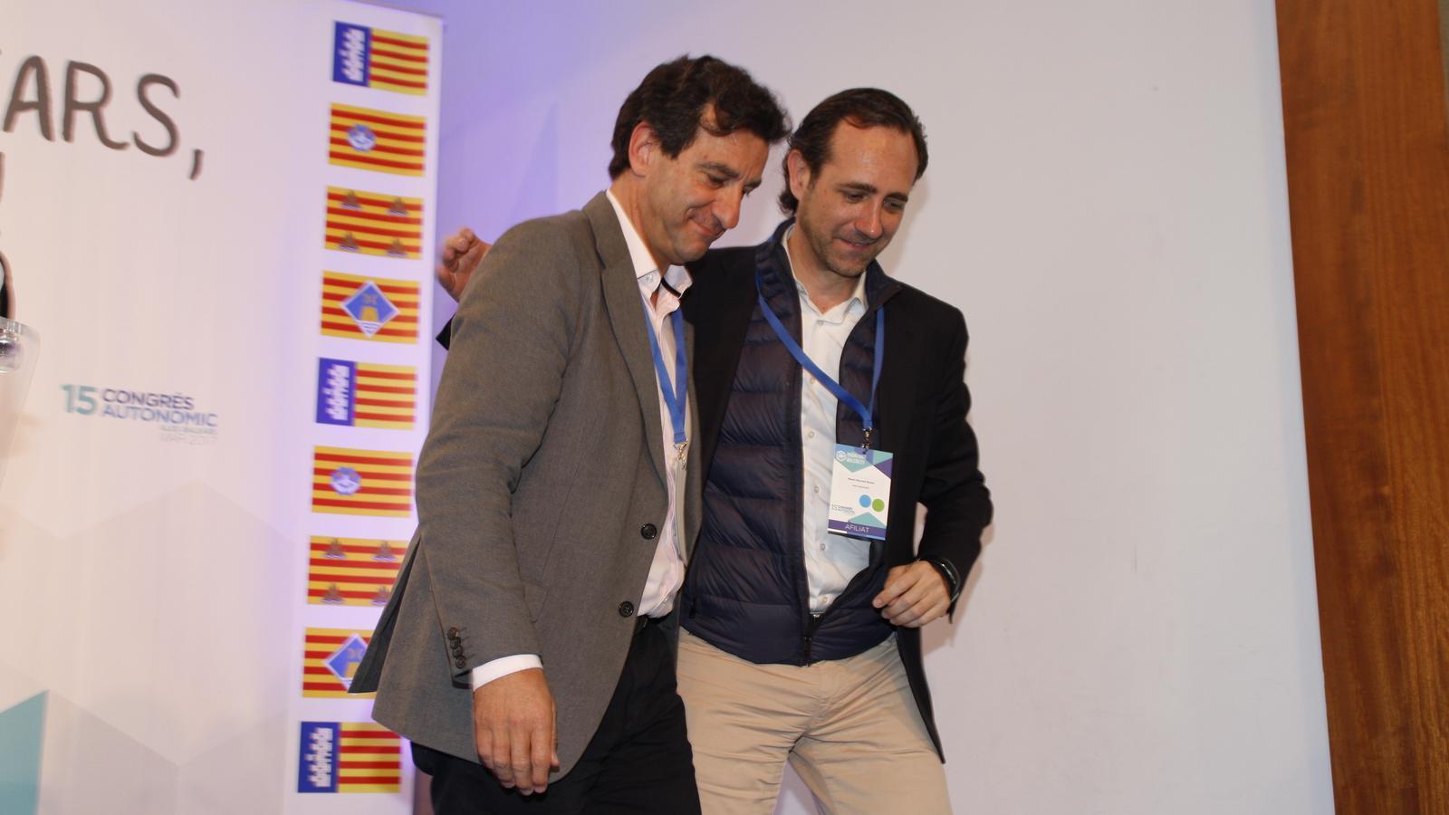 """Maíllo: """"Hem de ser implacables amb la corrupció però també justos amb els nostres"""""""
