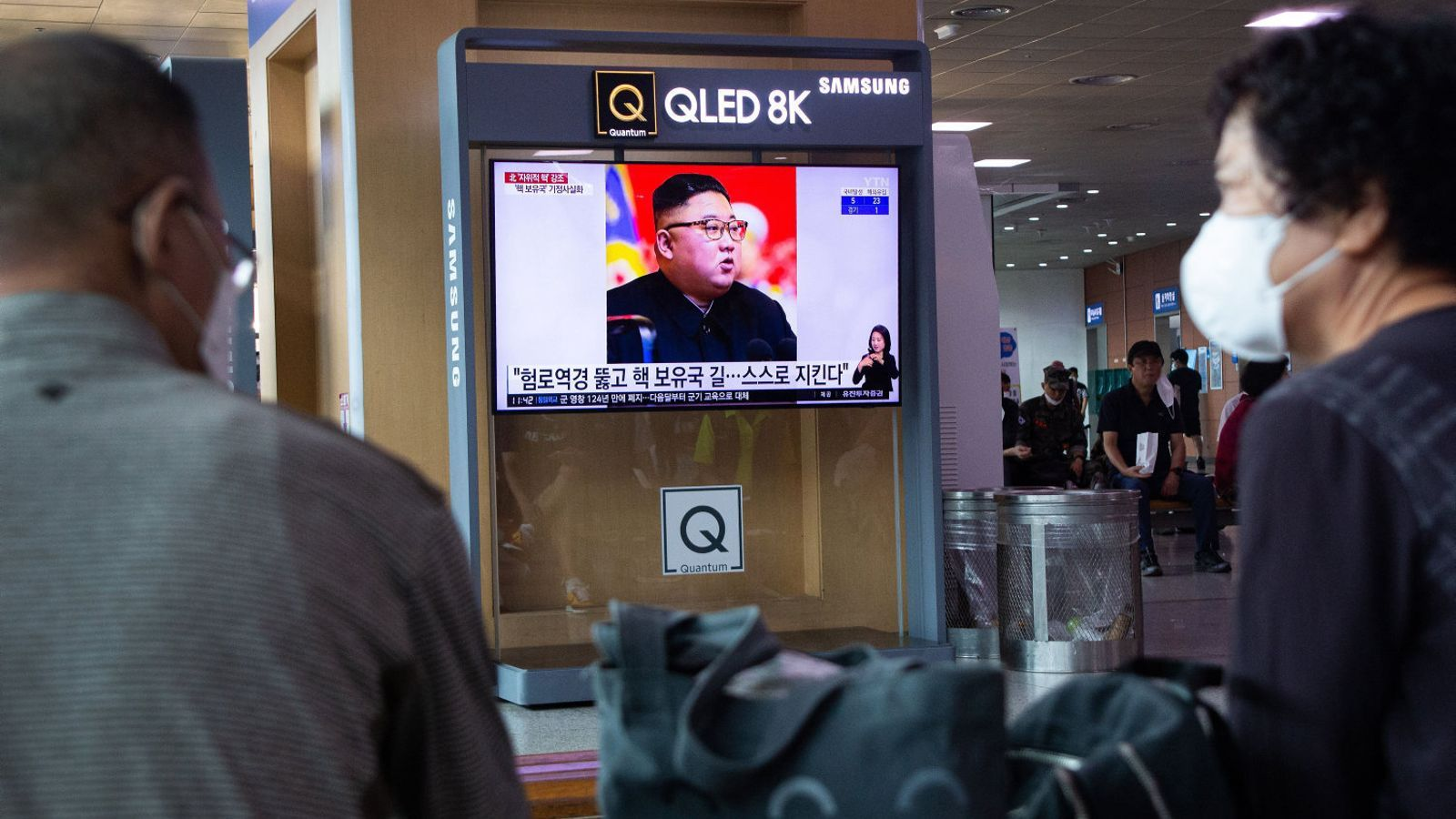 Corea del Nord, sense covid?