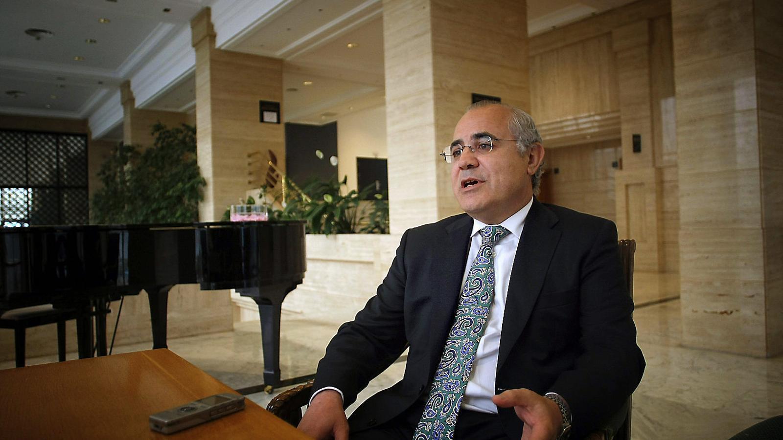 El magistrat Pablo Llarena, en una imatge d'arxiu. L'endemà de les eleccions, el 22 de desembre, va anunciar noves imputacions que poden afectar les negociacions de Junts per Catalunya, ERC i la CUP sobre un pacte de govern.