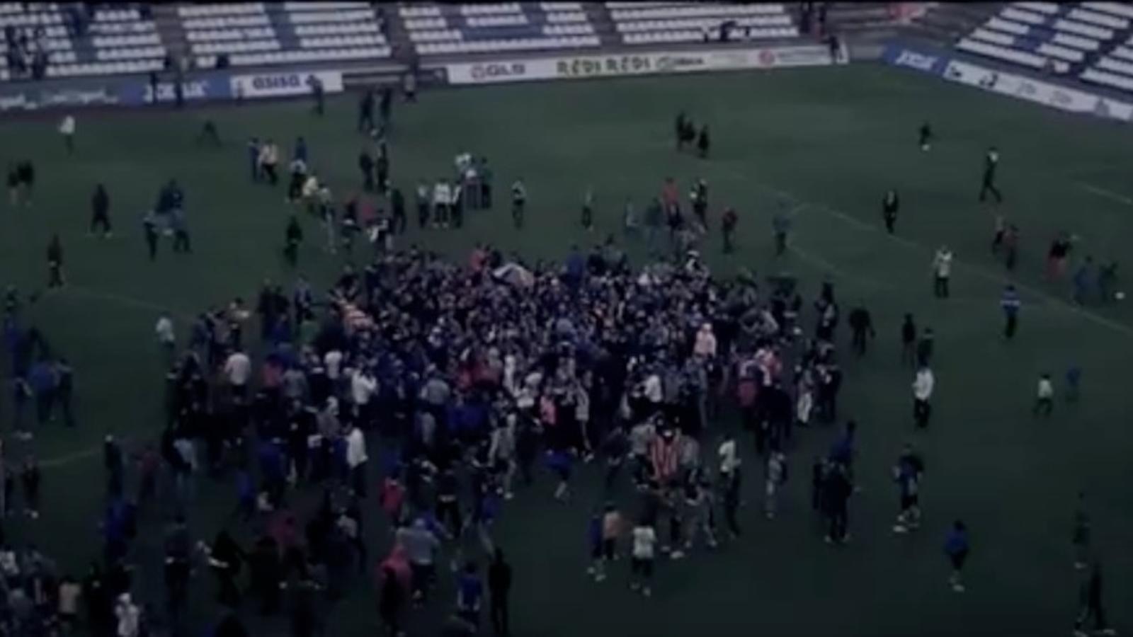 El Lleida vol seguir somiant amb la Segona A