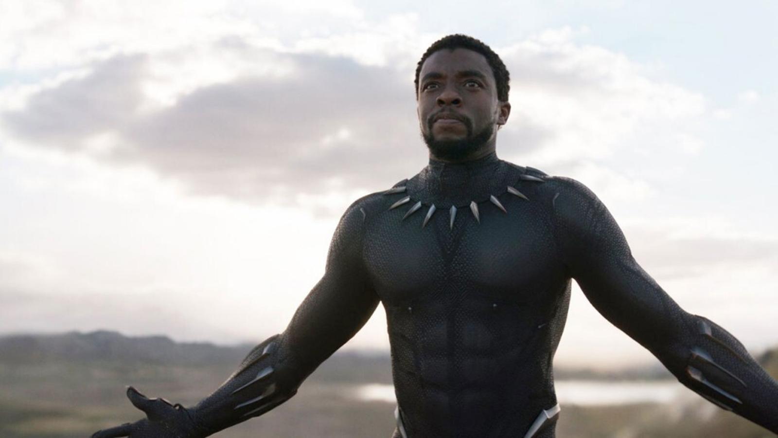 Chadwick Boseman a 'Black Panther'