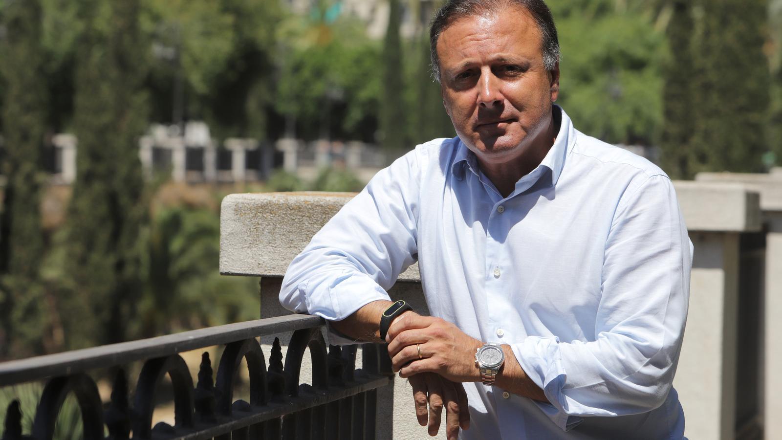 """Joan Mesquida: """"Ciutadans és un partit de centre; tenim una ambició de liberalisme socialdemòcrata"""""""