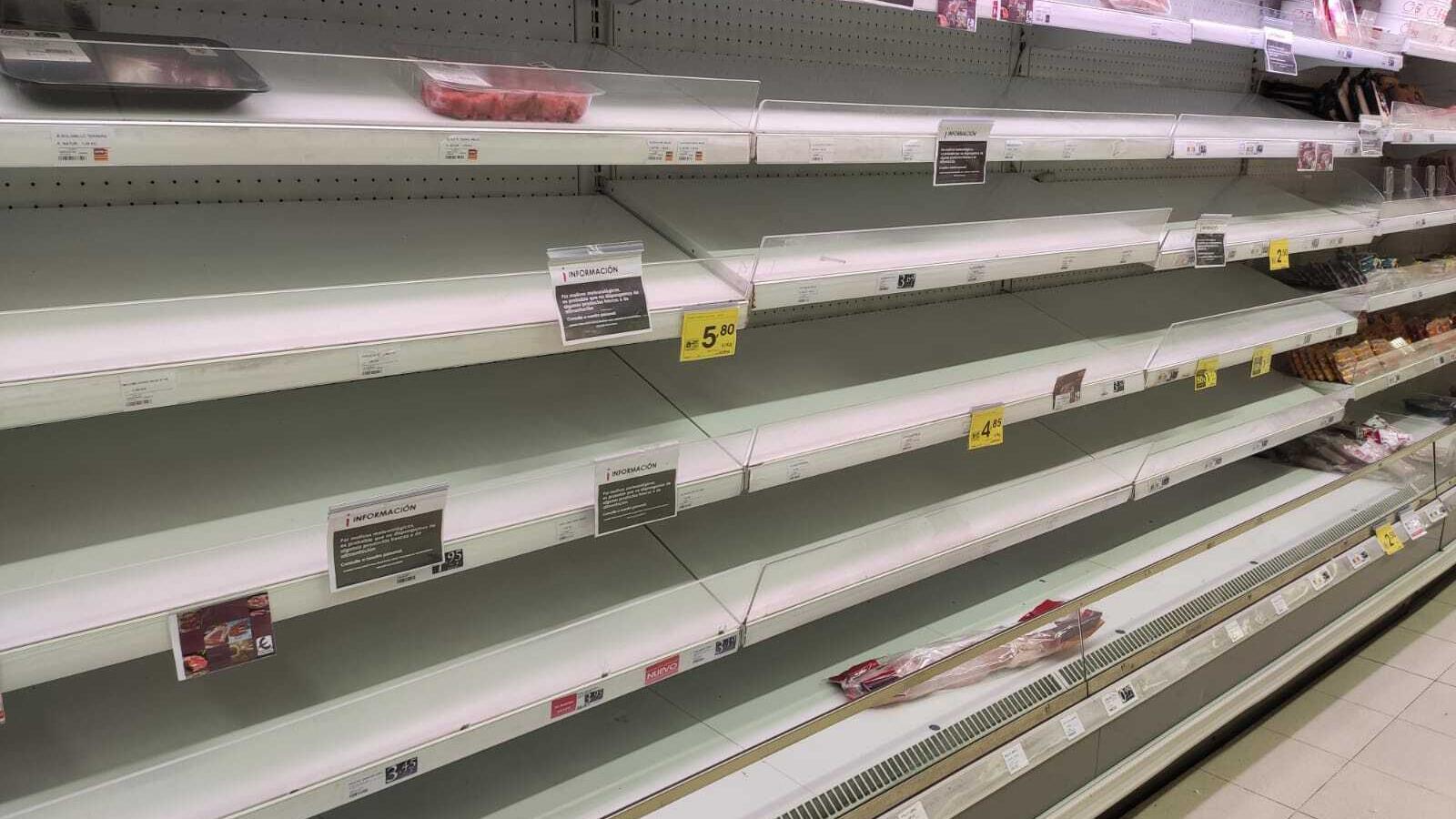 La greu dependència alimentària de les Balears