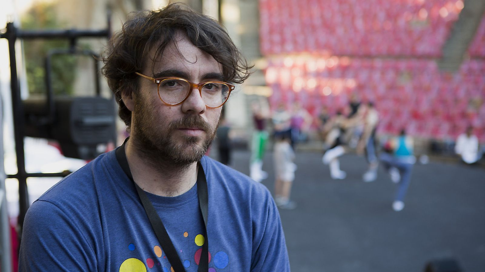 Marcos Morau, l'inventor   D'un nou llenguatge coreogràfic La Veronal coprodueix amb les grans cases de dansa