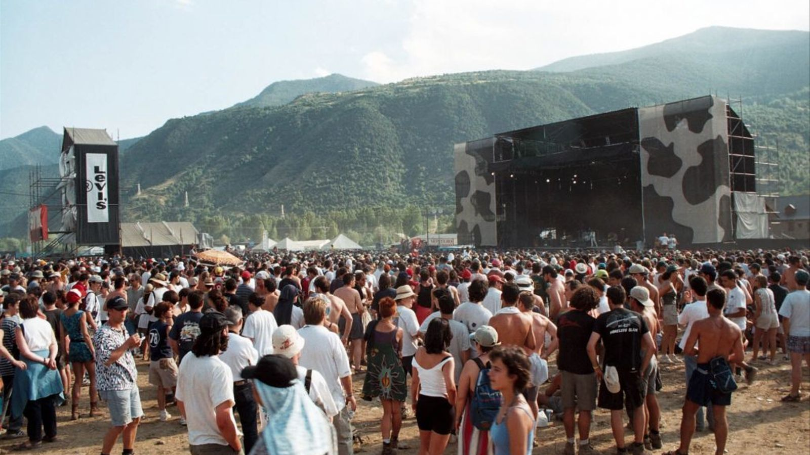 Una imatge del Doctor Music Festival original a Escalarre