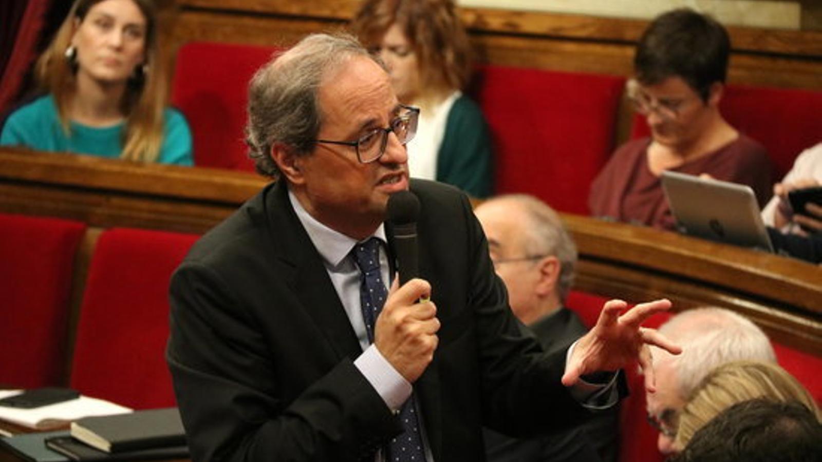 L'Estat veta els escortes dels Mossos fora d'Espanya
