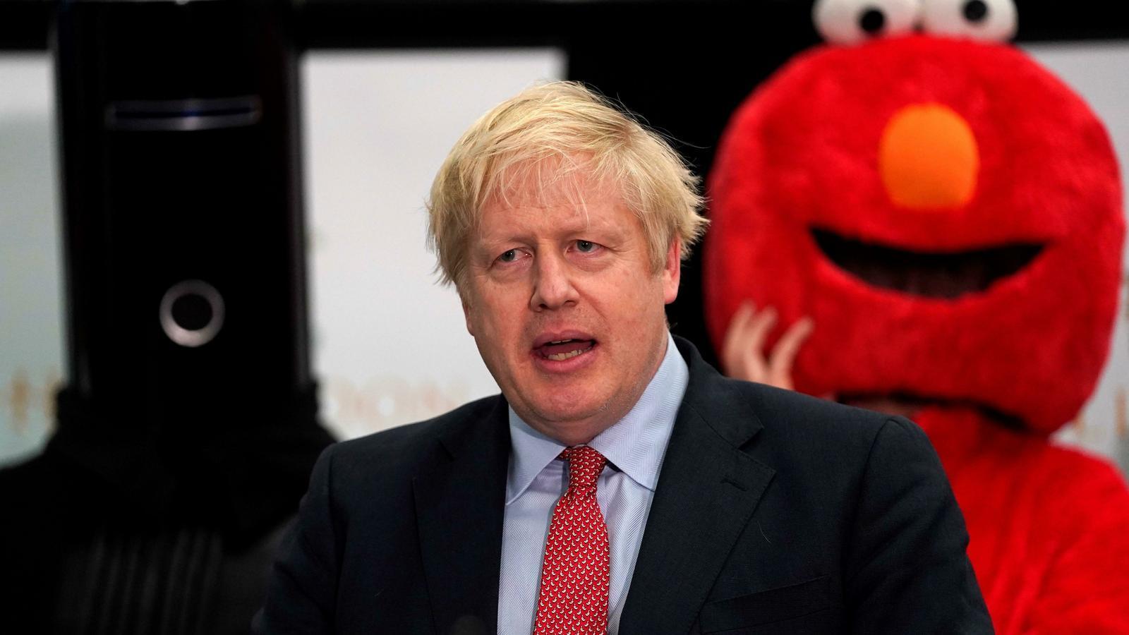 Tres anys i mig després del terratrèmol Brexit, el terratrèmol Johnson sacseja el paisatge polític del Regne Unit