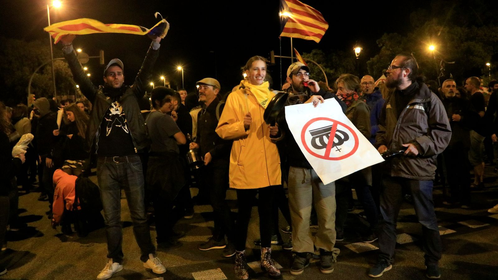 Felip VI torna a Catalunya en plena campanya postsentència