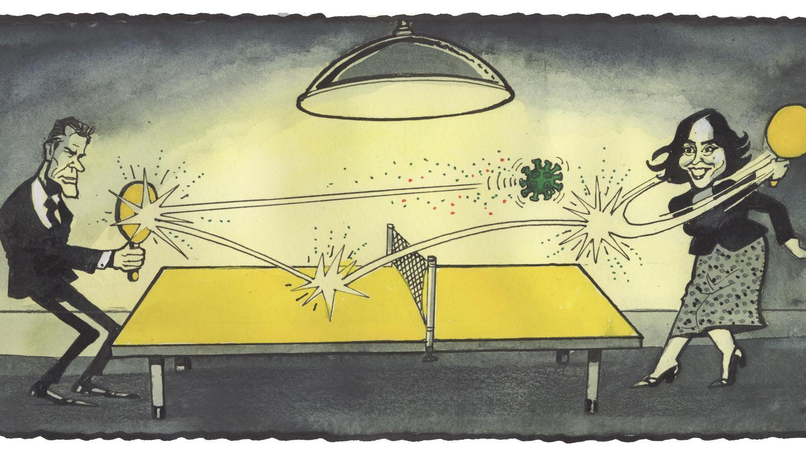 'A la contra', per Ferreres (04/10/2020)