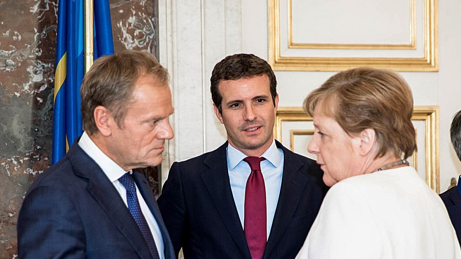 5 claus sobre la cimera per renovar els càrrecs de la UE