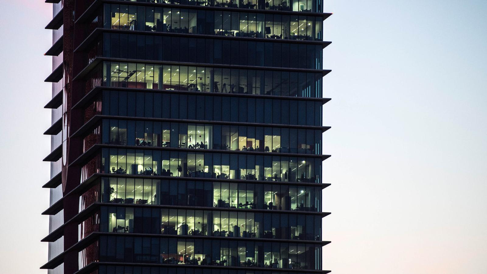 La fuga d'empreses no afecta la recaptació ni el finançament