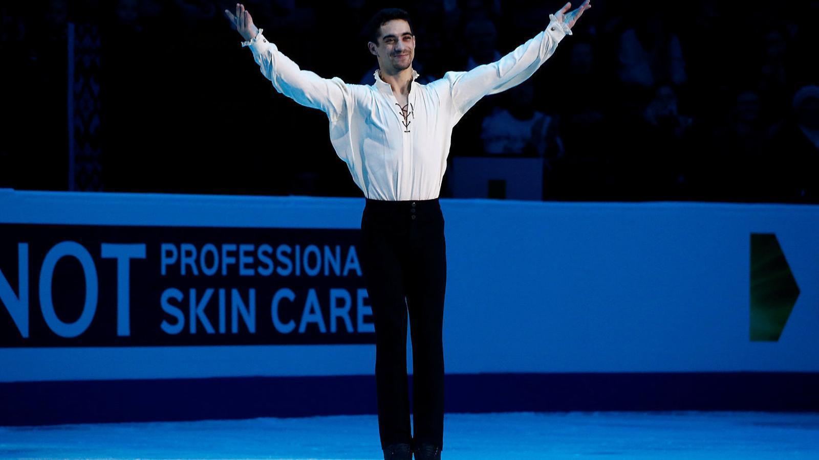 Javier Fernández s'acomiada de la competició amb el setè Europeu i ara se centrarà en el seu propi xou de patinatge sobre gel.