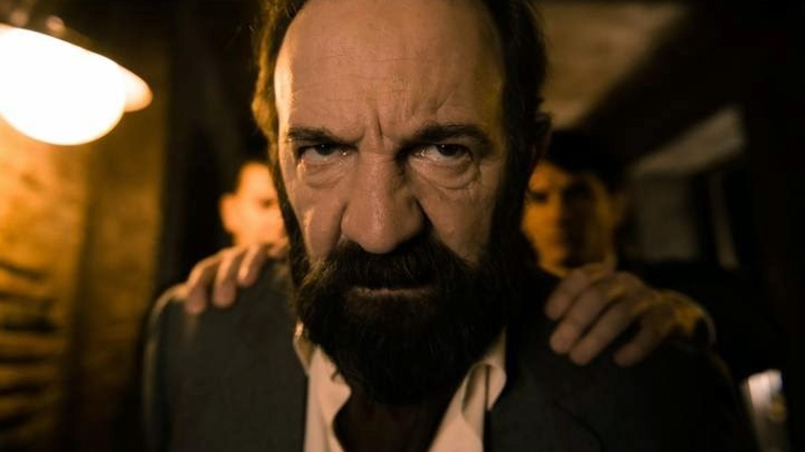 José Antonio Lobato interpretant Armando Leiva a 'El ministerio del tiempo'