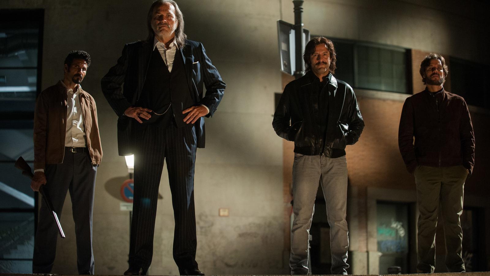 Enrique Urbizu estrena el drama testosterònic 'Gigantes'