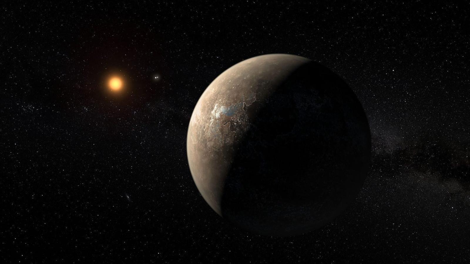 Proxima b, una joia astronòmica