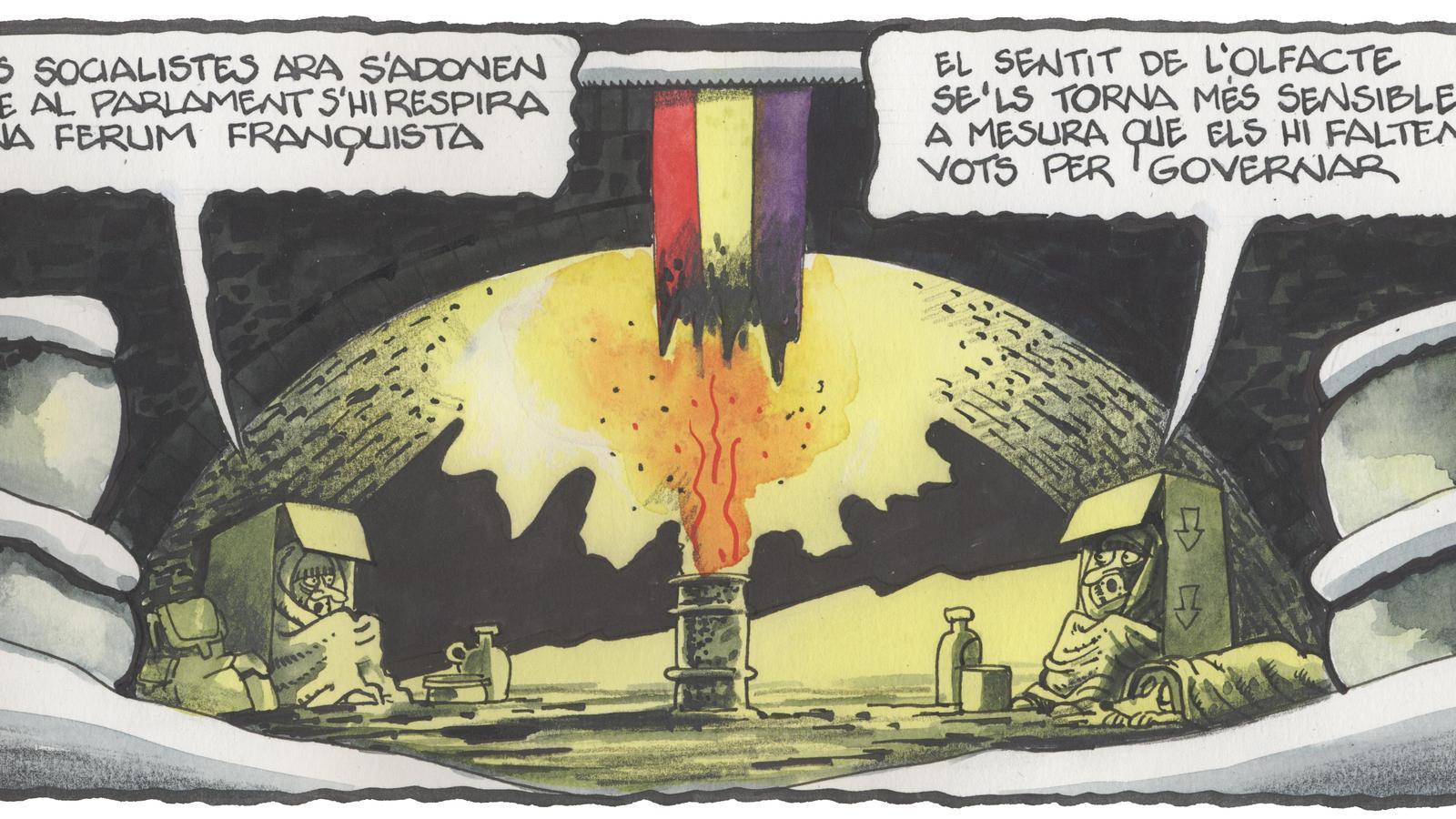 'A la contra', per Ferreres 13/01/2020