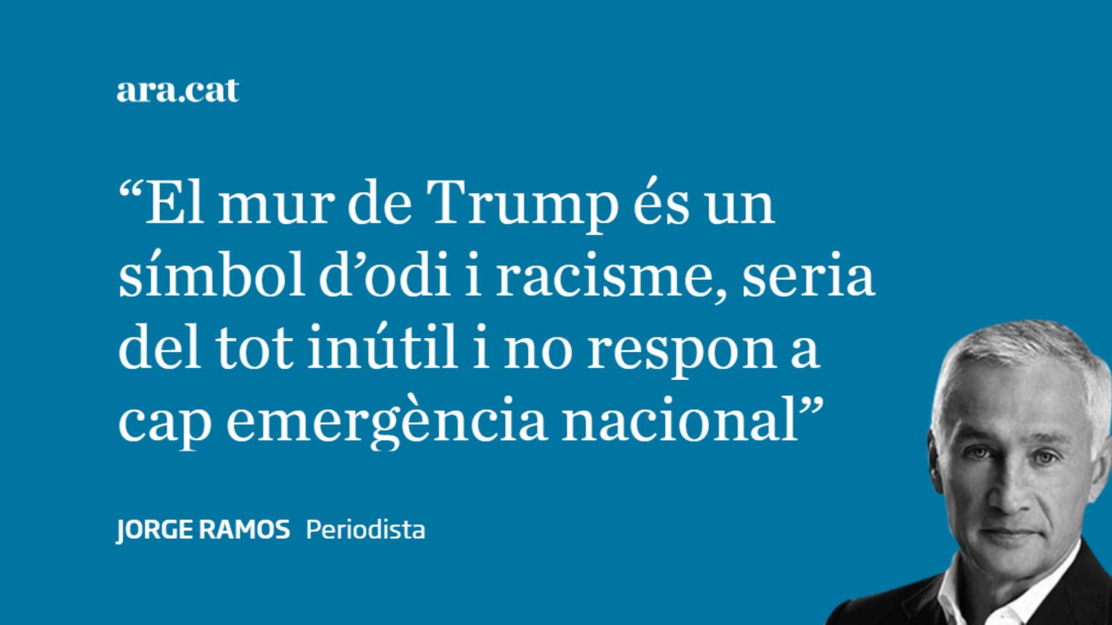 Trump és el mur