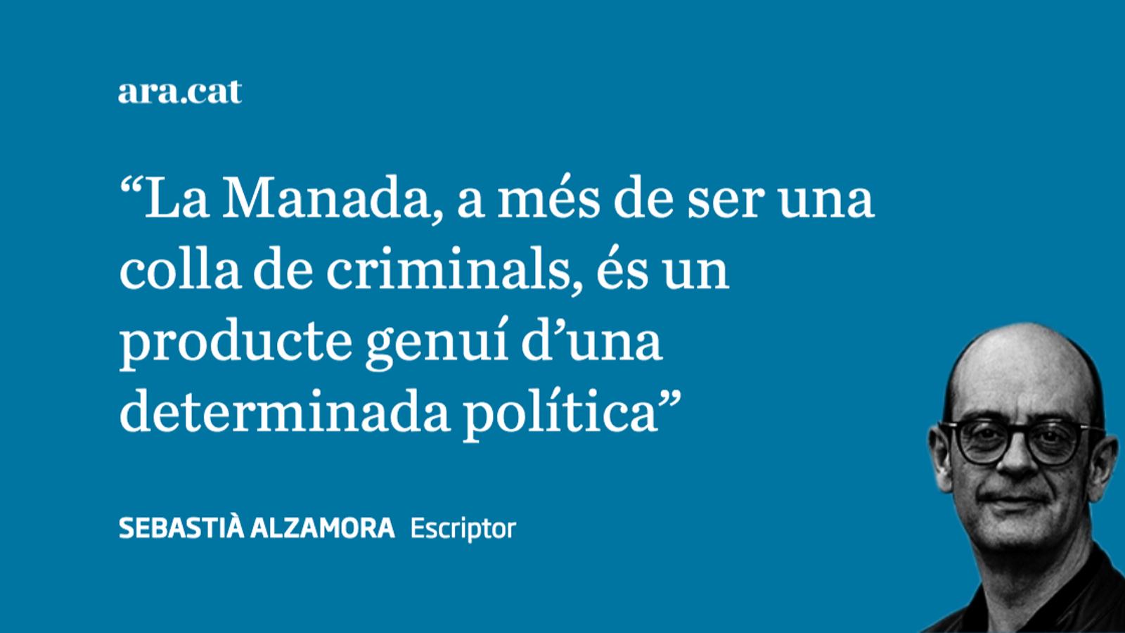 Vox, Ciutadans i la Manada