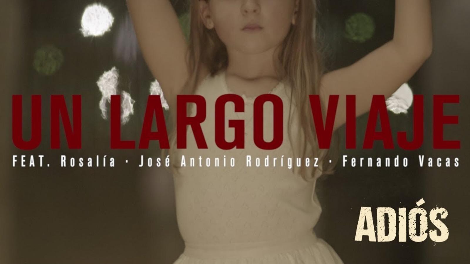 'Un largo viaje', de Fernando Vacas amb Rosalía