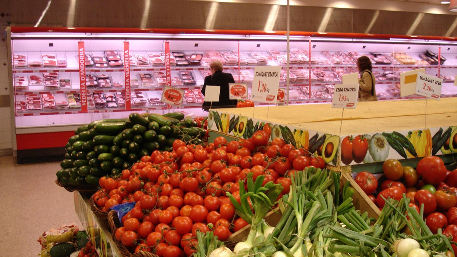 L'economia andorrana ha crescut en el tercer trimestre d'aquest any. / ARXIU ANA