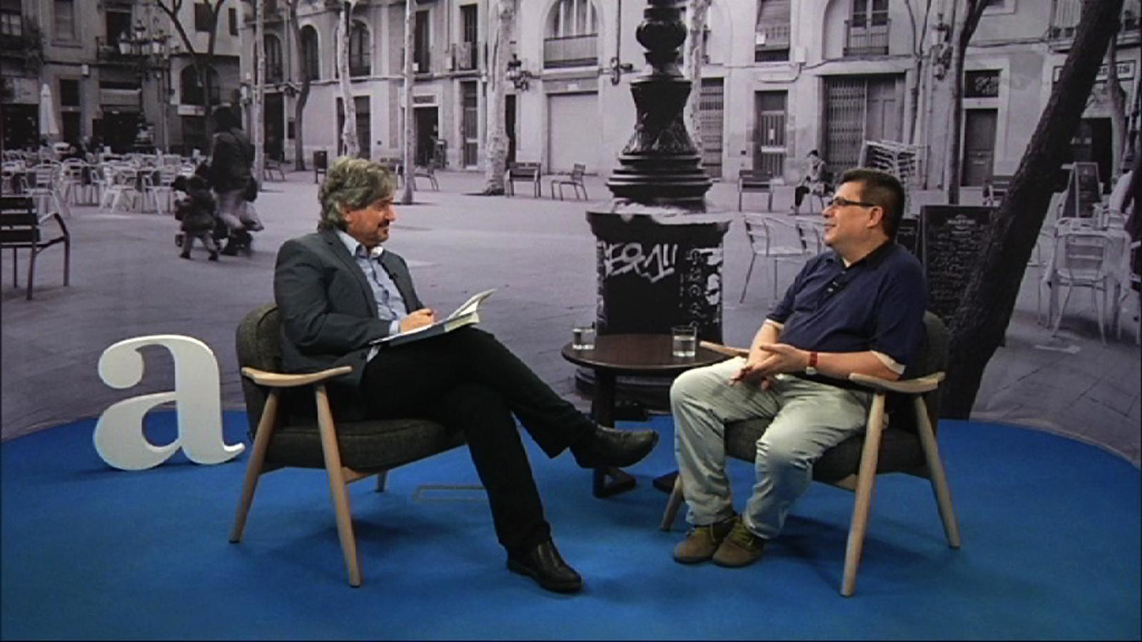 Entrevista de Carles Capdevila a Andreu Domingo