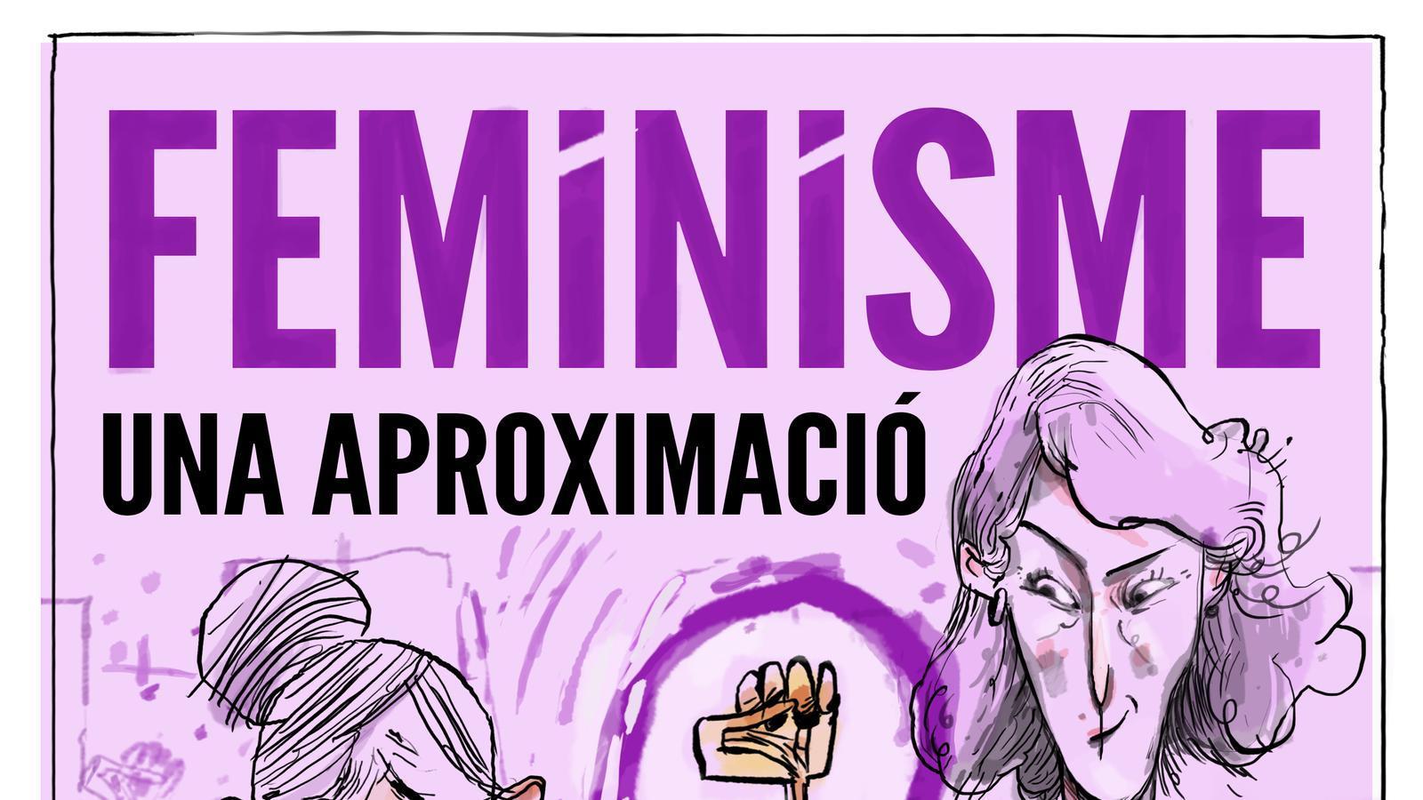 Feminismes i masclismes: una aproximació de la mà de quatre dones... i potser algun home