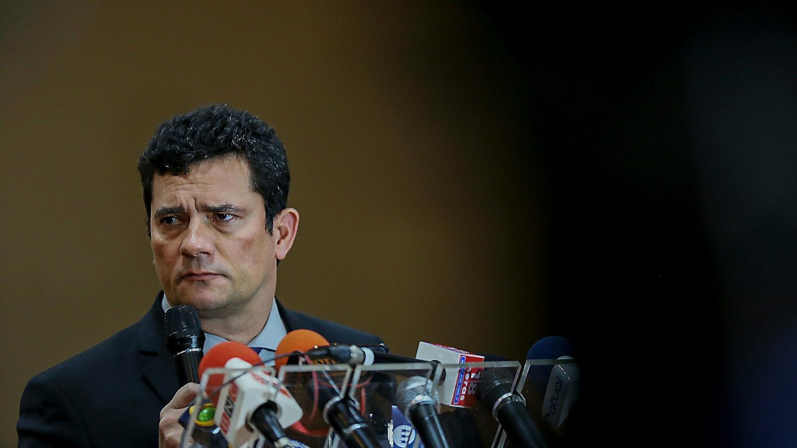 La imparcialitat del jutge que  va empresonar Lula, sota sospita
