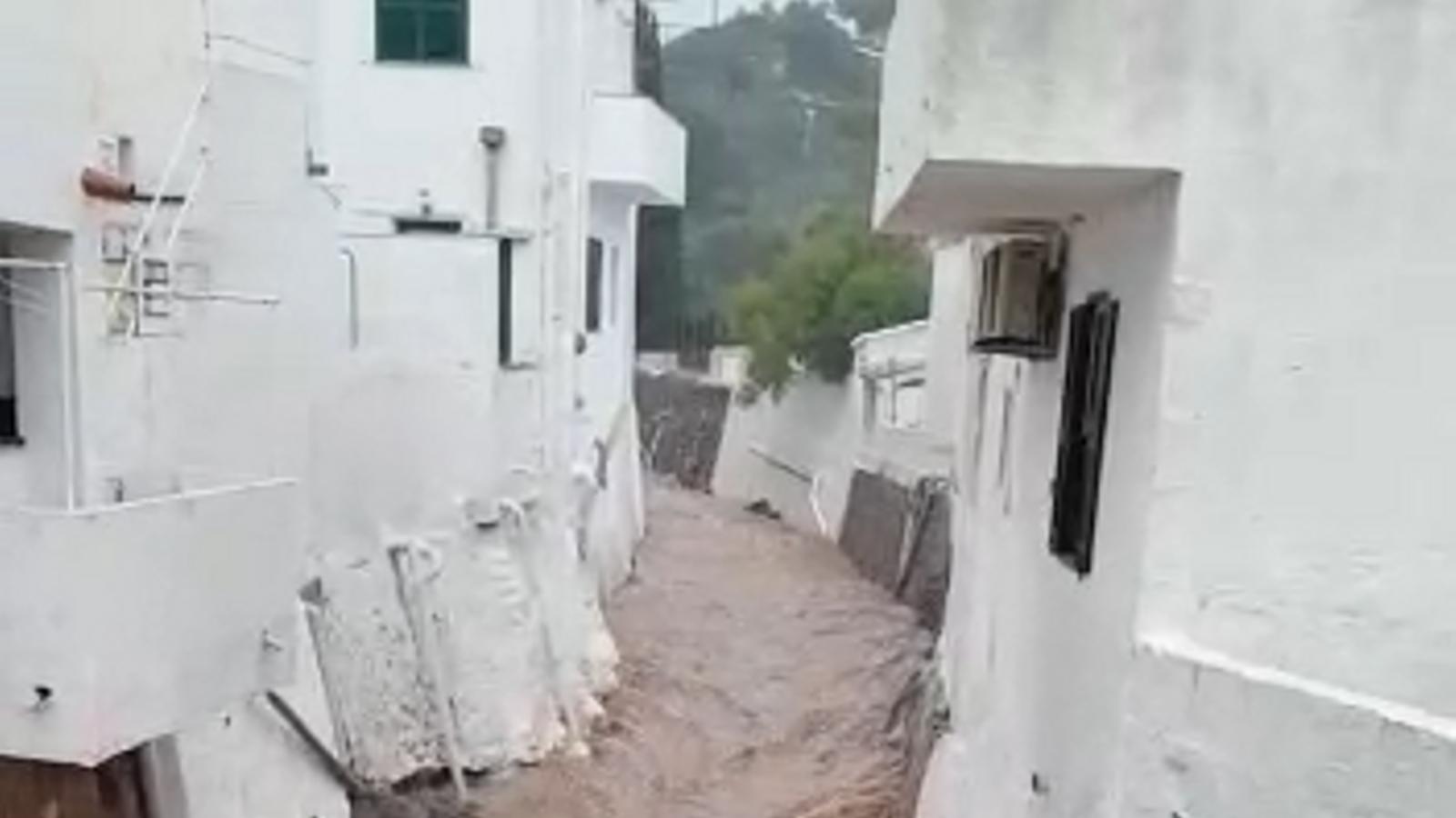 Vídeo del torren de Es Mercadal