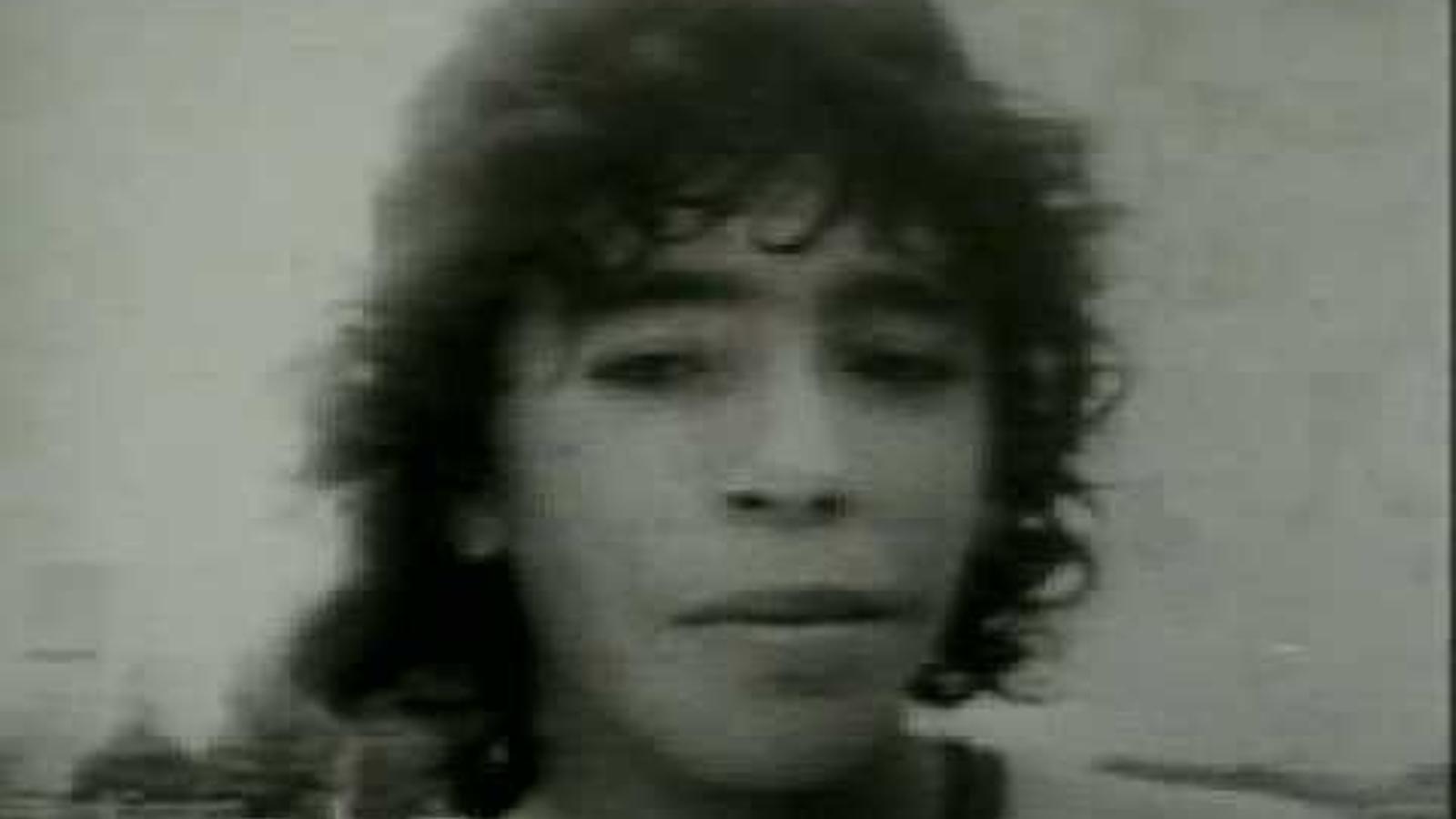 """Maradona (1971): """"El meu somni és jugar un Mundial"""""""