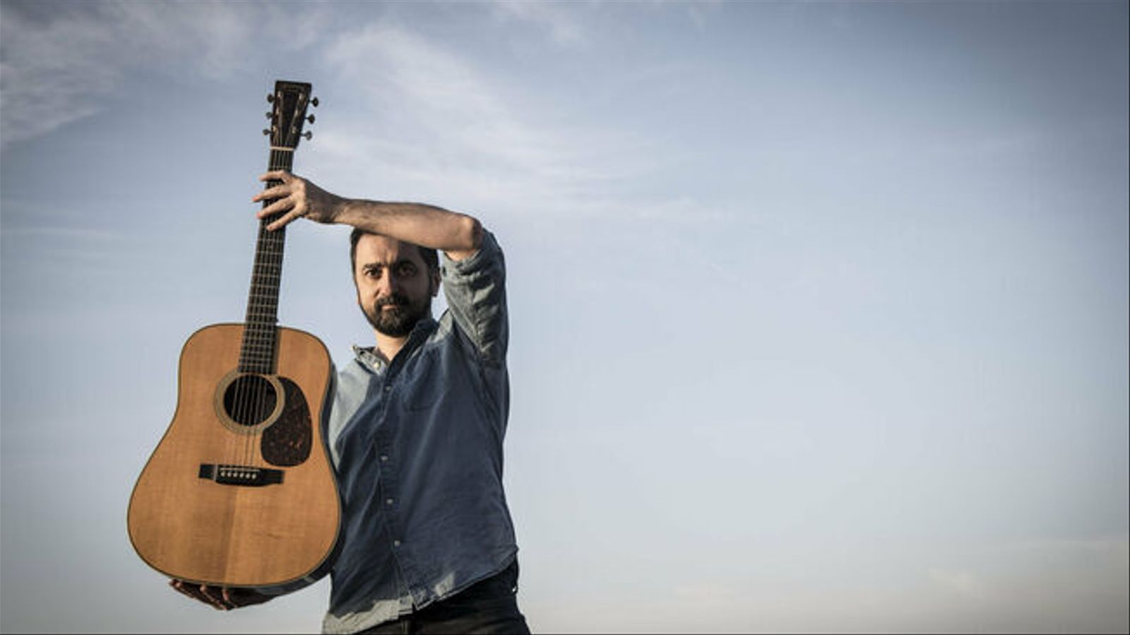 El músic Feliu Ventura.