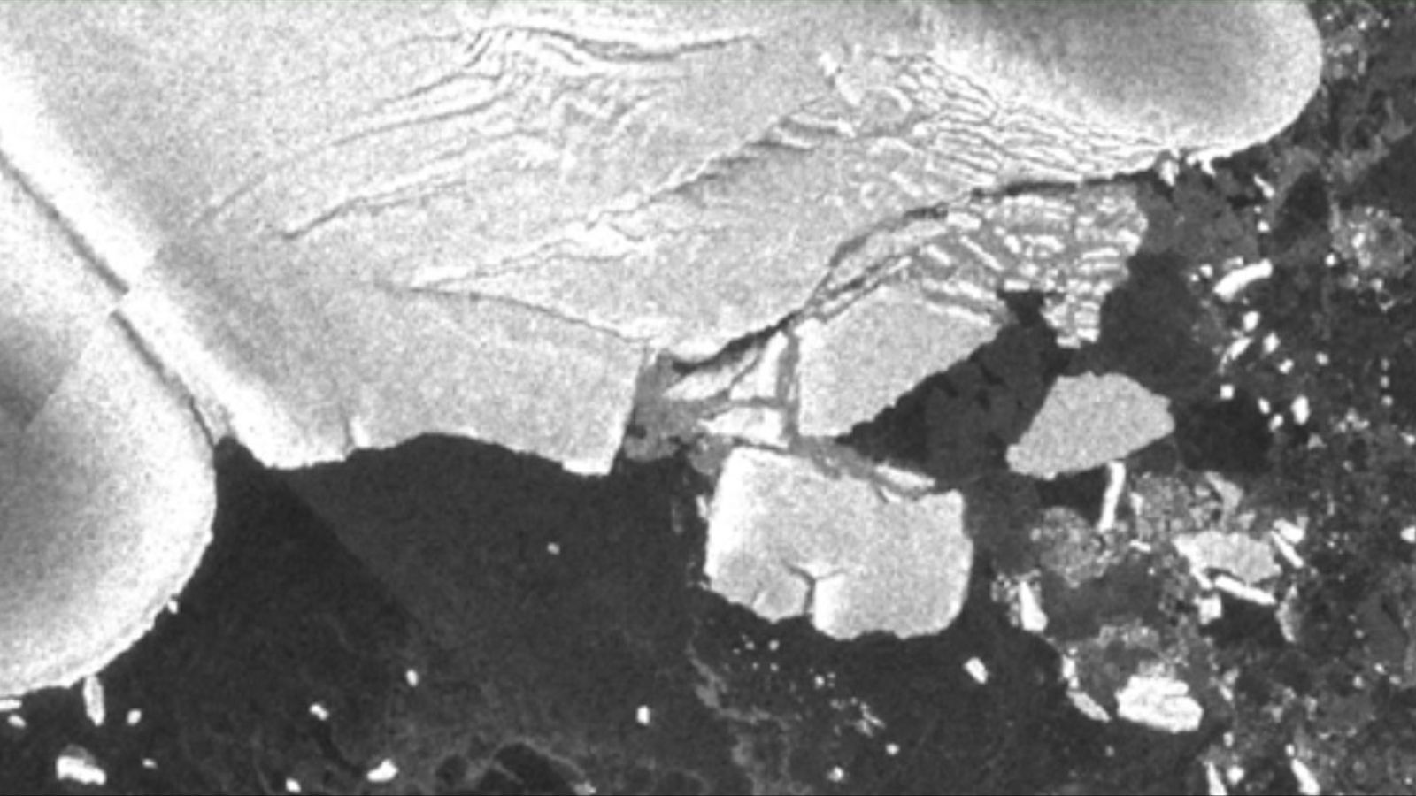 Científics de la NASA descobreixen que el tsunami de Japó va originar nous icebergs a l'Antàrtida