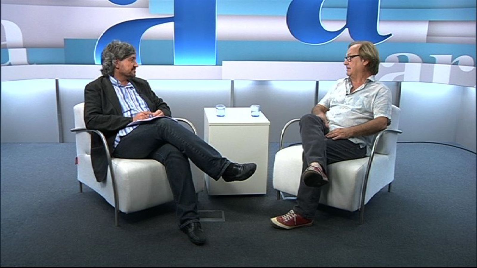 Entrevista de Carles Capdevila al director de cinema Ventura Pons