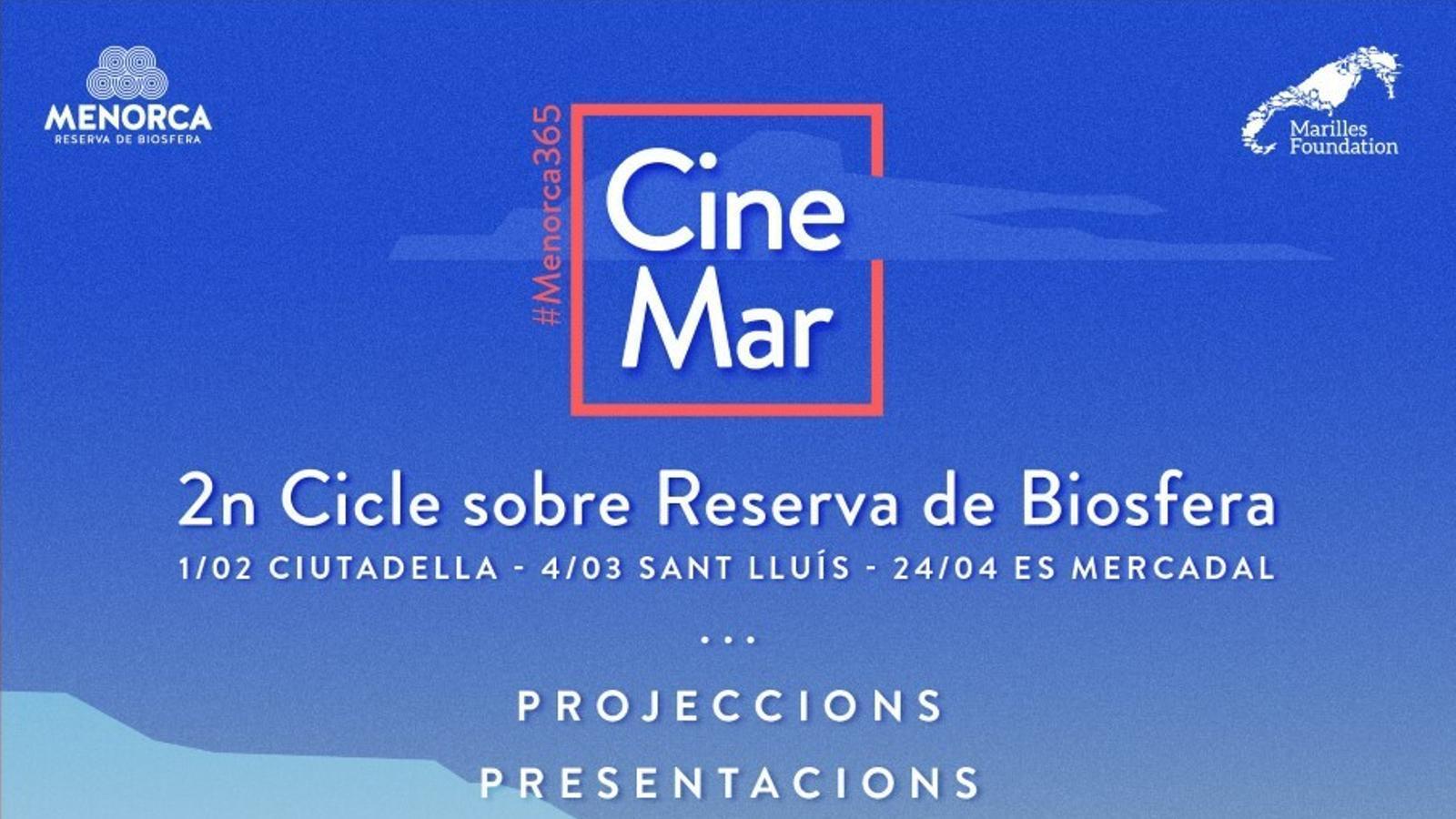Per segon any consecutiu, el Consell sensibilitzarà a la ciutadania a través de projeccions cinematogràfiques.