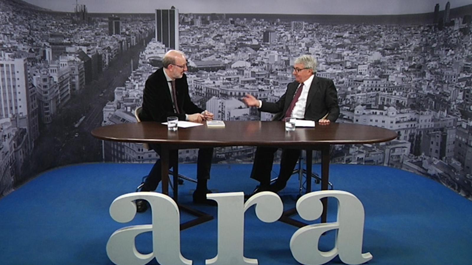 Entrevista d'Antoni Bassas al doctor Nolasc Acarín