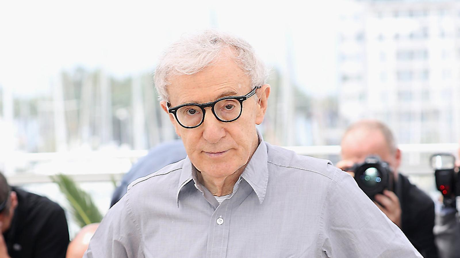 Woody Allen podria rodar una nova pel·lícula a Barcelona