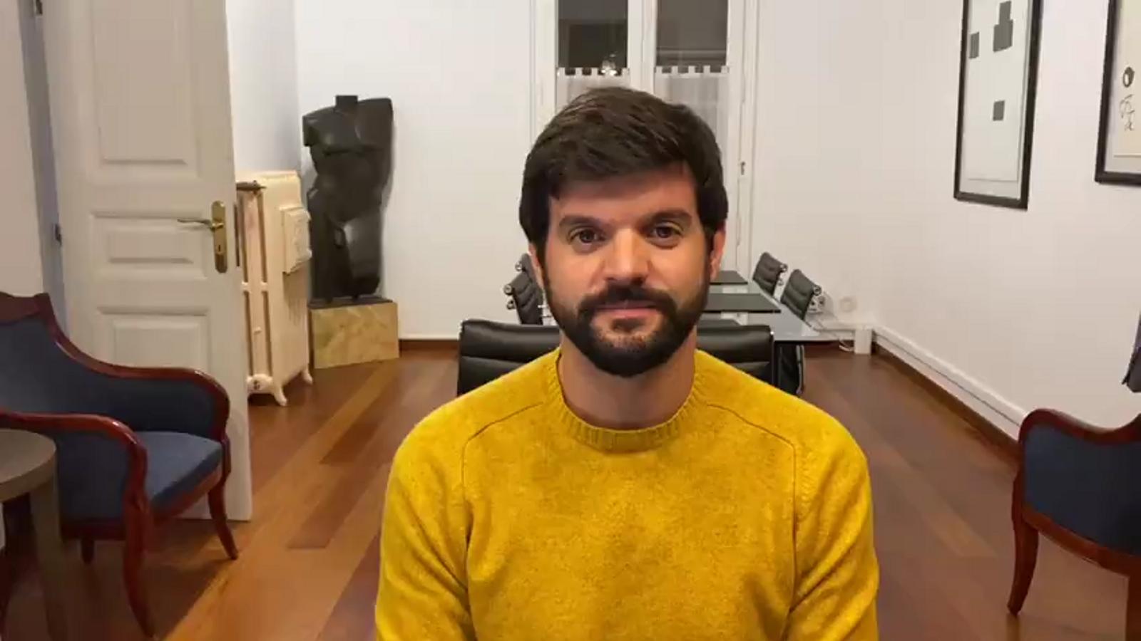 """Gerard Esteva: """"Estem esperançats perquè la porta no està tancada"""""""