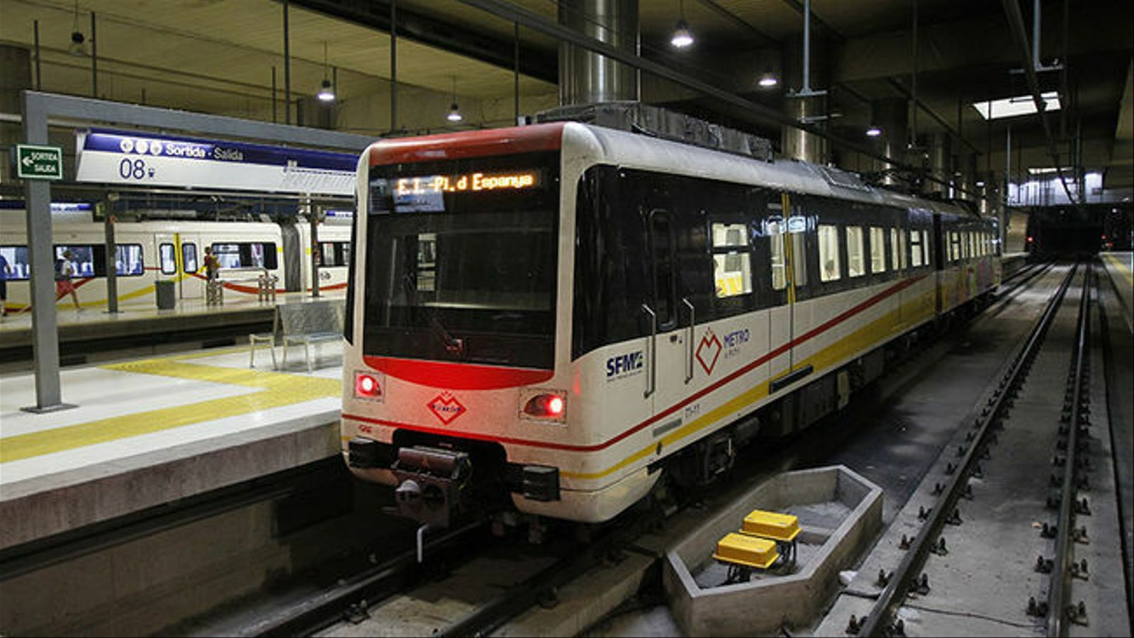 El metro de la UIB arribarà al Parc Bit