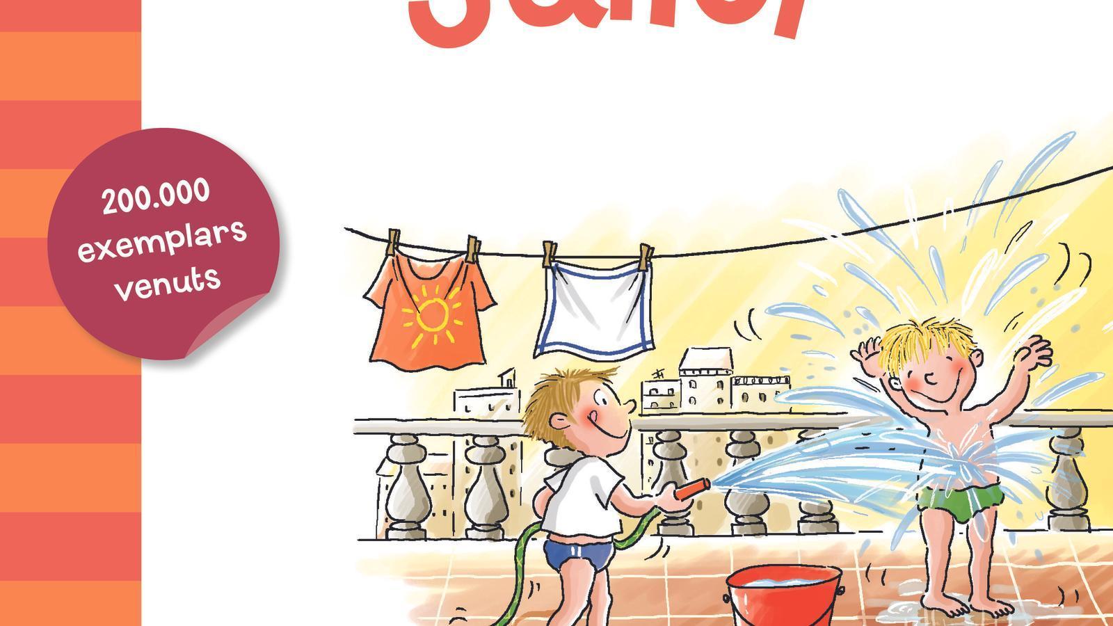 Aconsegueix amb l'ARA dos nous llibres infantils