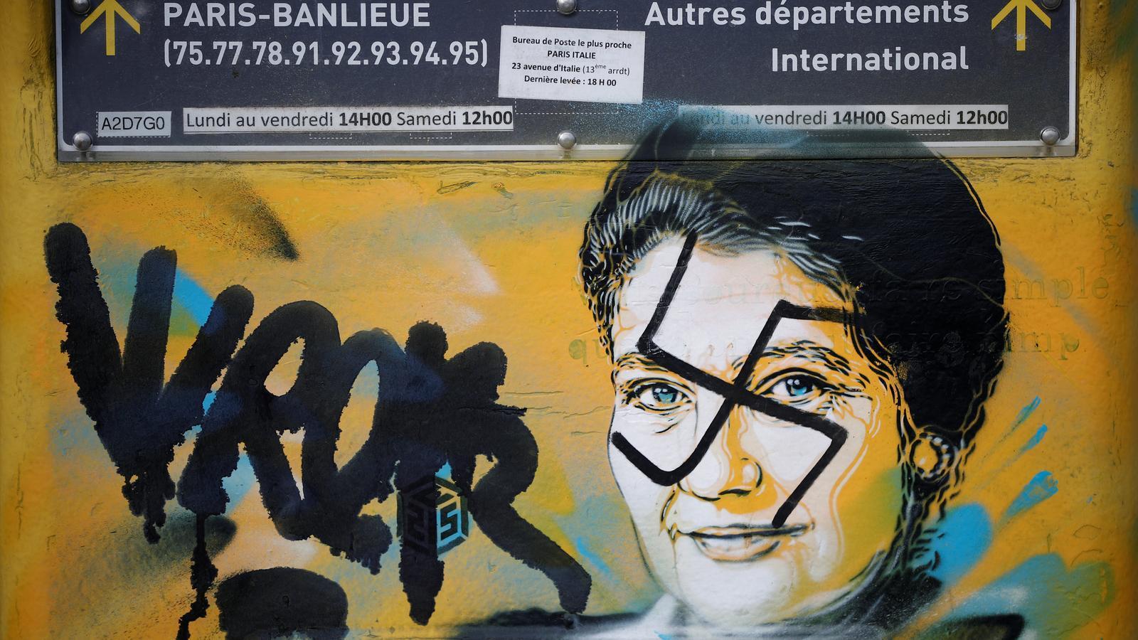 Els actes antisemites han crescut un 74% a França