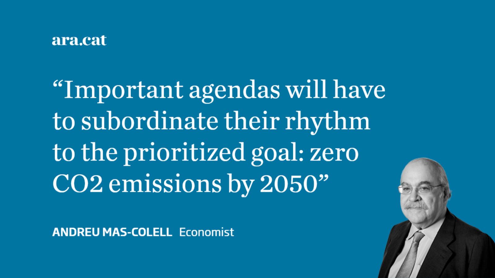 Climate emergency: the EU has set the date