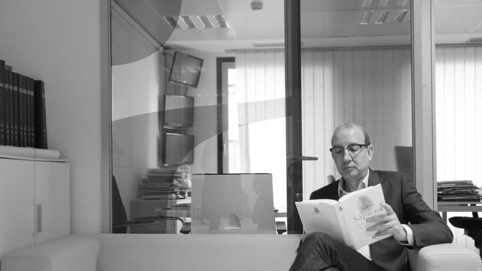 L'editorial d'Antoni Bassas: 'La fraternitat, el valor imprescindible' (02/04/2015)