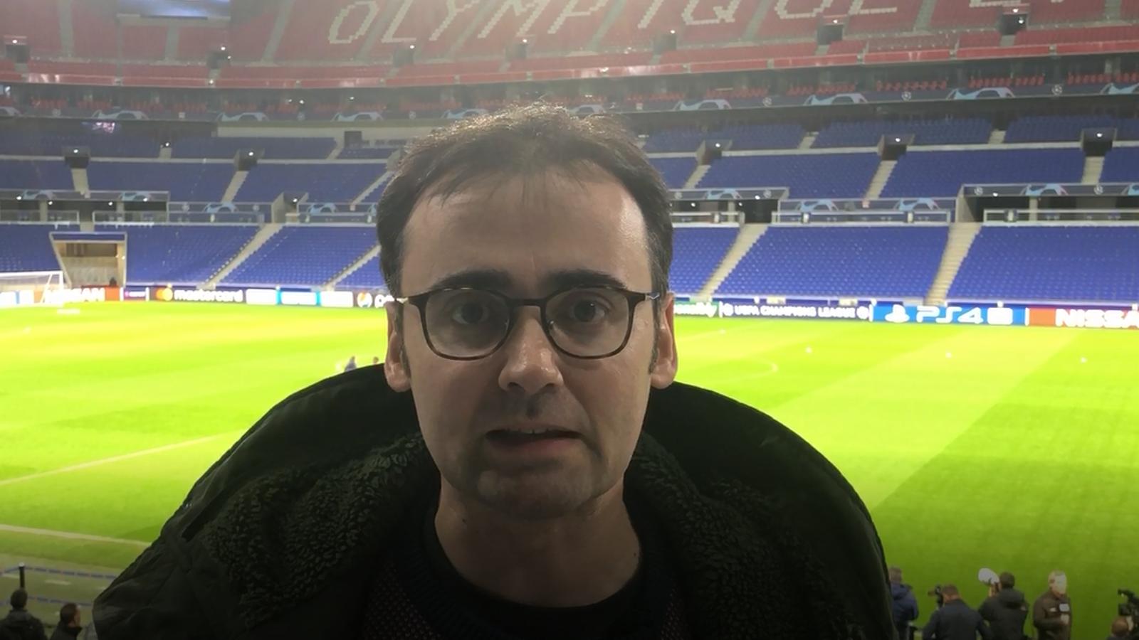 L'Olympique de Lió, un equip creat per un empresari ambiciós