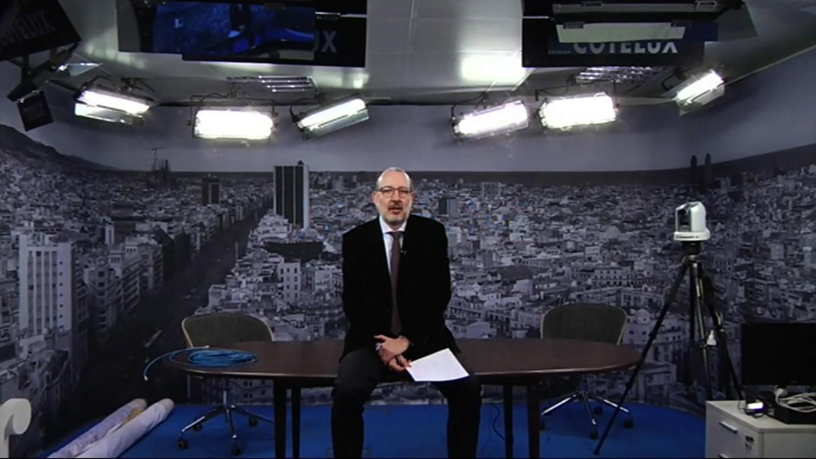 L'anàlisi d'Antoni Bassas: '9-N: ciutadans honorables tractats de delinqüents'