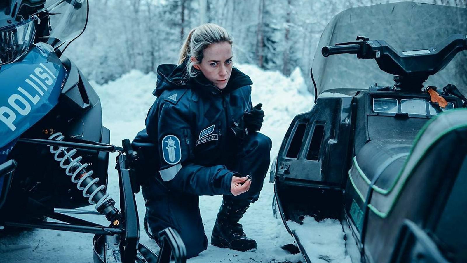 Cosmo estrena 'Ártico', un 'nordic noir' de factura finlandesa