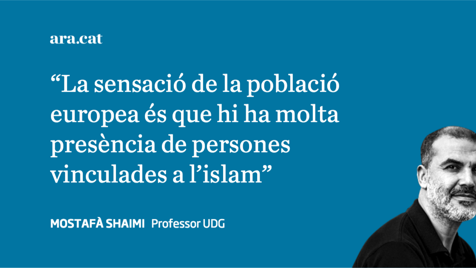 Islams a Europa